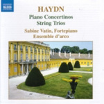 Haydn: Piano Concertinos; String Trios (CD)