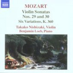 Mozart: Violin Sonatas, Vol 6 (CD)