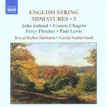 English String Miniatures, Vol 5 (CD)