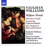 Vaughan Williams: Willow-Wood; Choral Works (CD)