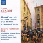 Ciardi: Works for Flute & Orchestra; Works for Flute & Piano (CD)