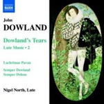 Dowland: Complete Lute Works, Vol 2 (CD)