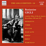 The Gigli Edition, Volume 14 (CD)