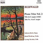 Berwald: Piano Trios, Vol. 2 (CD)