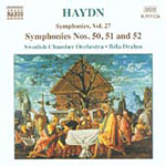 Haydn: Symphonies Vol 27 (CD)