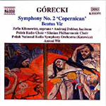 Gorecki: Symphony No. 2; Beatus Vir (CD)