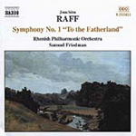 Raff: Symphony No 1, 'To the Fatherland' (CD)
