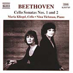 Beethoven: Cello Works (CD)