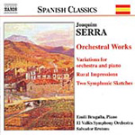 Serra: Orchestral Works (CD)