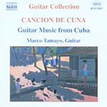 Guitar Works from Cuba (CD)