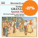 Granados: Spanish Dances (CD)