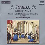 Produktbilde for Johann Strauss II Edition, Vol.16 (UK-import) (CD)