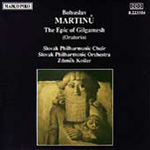 Martinu: The Epic of Gilgamesh (CD)