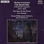 Ciurlionis: Orchestral Works (CD)