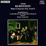 Rubinstein: Piano Concertos (CD)