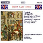 Frederic Curzon: Orchestral Works (CD)