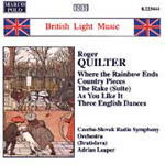 Quilter: Orchestral Works (CD)