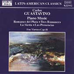 Guastavino: Piano Works (CD)