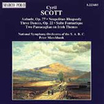 Cyril Scott: Orchestral Works (CD)