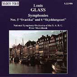 Glass: Symphonies Nos 5 and 6 (CD)