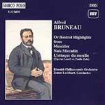 Bruneau: Orchestral Highlights (CD)