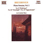 Beethoven: Piano Sonatas, Vol. 1 (CD)