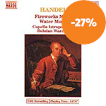 Produktbilde for Handel: Orchestral Works (CD)