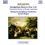 Brahms: Hungarian Dances (CD)