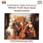 Baroque Trio Sonatas (CD)