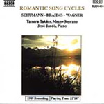 Schumann/Brahms/Wagner: Song Cycles (CD)