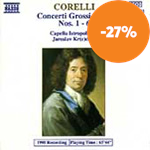 Produktbilde for Corelli: Concerti Grossi Op 6 Nos 1-6 (CD)