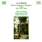 Bach: Keyboard Works - Volume 2 (CD)