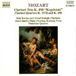 Mozart: Works for Clarinet (CD)
