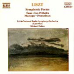 Liszt: Symphonic Poems (CD)