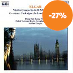 Produktbilde for Elgar: Orchestral Works (CD)