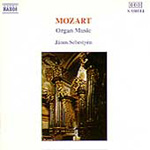 Mozart: Organ Works (CD)