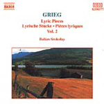 Grieg: Lyric Pieces, Vol. 2 (CD)