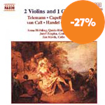 Baroque Chamber Works (CD)