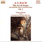Bach: Art of Fugue, Vol.1 (CD)