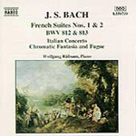 Bach: Keyboard Works (CD)
