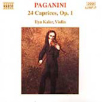 Paganini: Violin Caprices (CD)