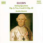 Haydn: String Quartets (CD)