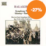 Produktbilde for Balakirev: Orchestral Works (CD)