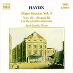 Haydn: Piano Sonatas, Vol. 3 (CD)