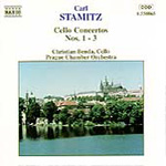 Stamitz: Cello Concertos (CD)