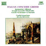 Produktbilde for Italian Concerti Grossi (CD)