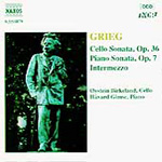 Grieg: Piano & Chamber Works (CD)