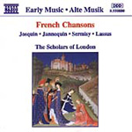 French Chansons (CD)