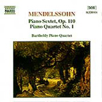 Mendelssohn: Chamber Works (CD)