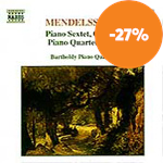 Produktbilde for Mendelssohn: Chamber Works (CD)
